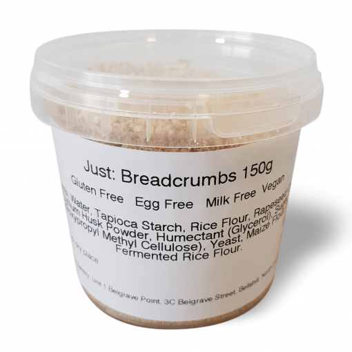 Tub of Just: Breadcrumbs